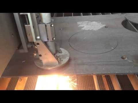 STEELTAILOR LEGEND 2 CNC Plasma Cutter By ASSET Plant and Machinery