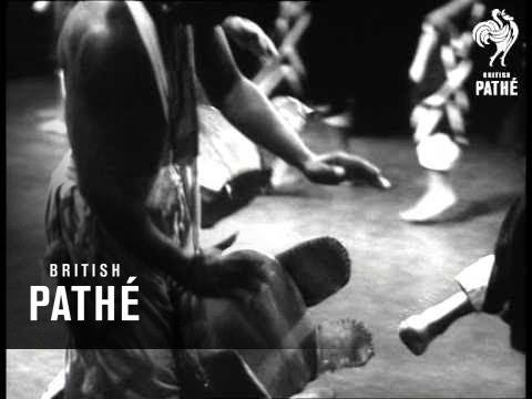 African Ballet In Sydney AKA African Ballet  (1965)