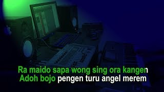 Top Hits -  Karaoke Layang Kangen Dangdut Koplo No Vokal