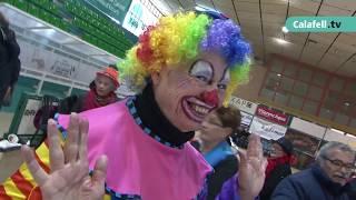 """El col·lectiu """"Posa-hi oli"""" ha celebrat la seva festa del Carnaval Xurigué"""