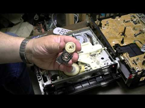 panasonic vcr repair