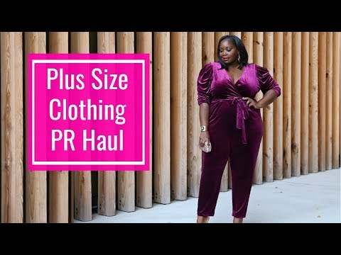 a3a0ecfd80a Plus Size Fall Clothing Haul - YouTube