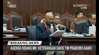 Saksi BPN Tak Tahu Prabowo-Sandi Menang di Pinrang