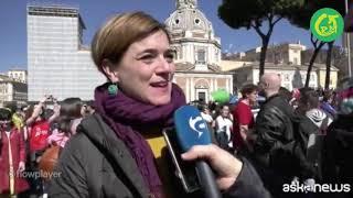 Muroni partecipa al GLOBAL CLIMATE STRIKE FOR FUTURE di Roma