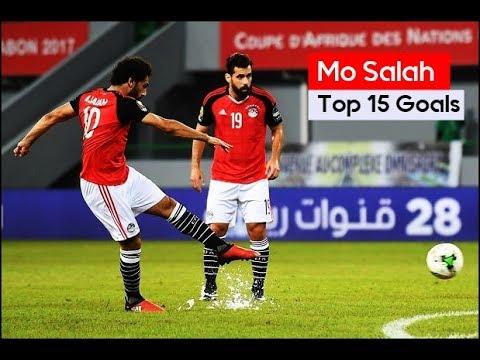 Mo Salah - Top 15 Goals // مو صلاح - أفضل 15 هدفا