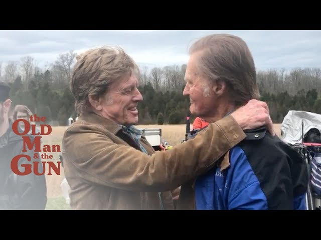 THE OLD MAN & THE GUN | Sundance Kids Reunited | FOX Searchlight