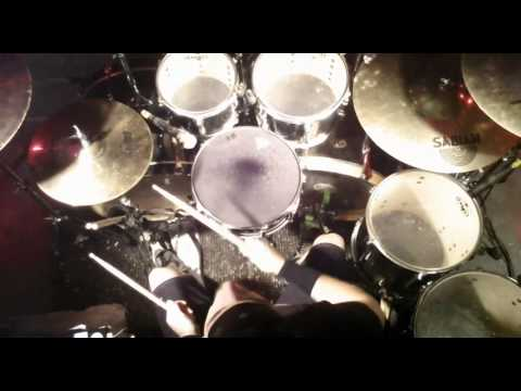 Black Crowes - Hard to Handle (Drum Cover) Frank Fontsere'.MOV