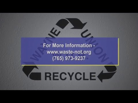 Wayne & Union Solid Waste Management District PSA