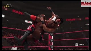 Apollo Crews vs. Jinder Mahal | WWE RAW: November 5, 2018