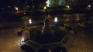 """Corato e il coprifuoco: la città deserta vista con gli """"occhi"""" del drone"""