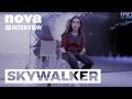 """Capture de la vidéo Skywalker : """"la Première Fois Que J'ai Joué, Personne N'a Compris""""- L'interview Nova"""