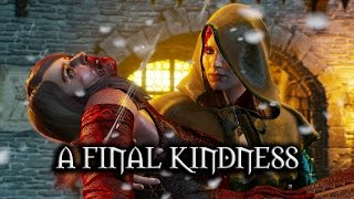 The Witcher 3: Wild Hunt - A Final Kindness (Spoilers)