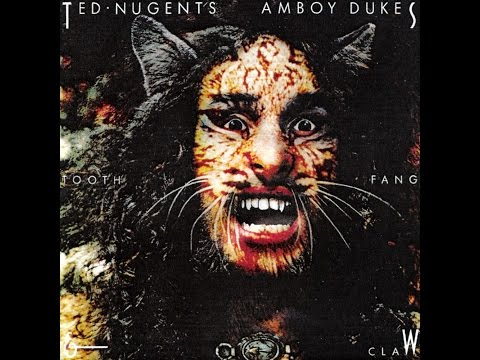 Ted Nugent & The Amboy Dukes - Tooth, Fang & Claw (1974) 🇺🇸 Hard Rock/Heavy Metal HD @320