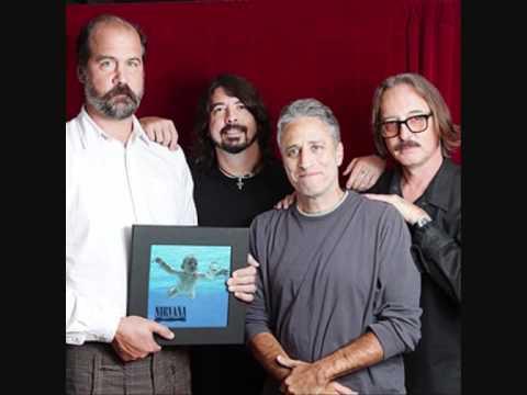 Nevermind 20th Anniversary [Jon Stewart interview] Part 6/7