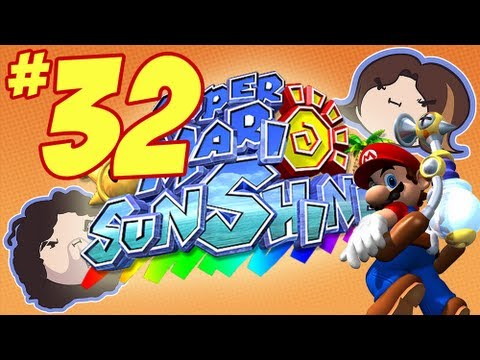 Super Mario Sunshine: WHAT HAPPENED – PART 32 – Game Grumps