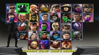 Mortal Kombat Trilogy - Playthrough 1/2 (PSX)