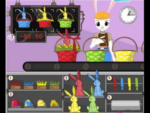เกมส์กระต่ายขายกระต่าย