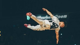 Bboy Pocket 2017-The new god of powermove