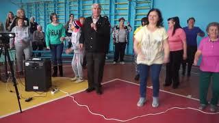 В Новозыбкове красиво отметили день гимнастики