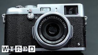 CES 2013: The Fuji X100S Is Faster Than Your Toddler - Wired Magazine