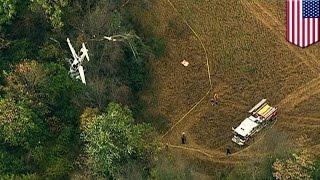 Maryland plane-helicopter crash: 3 killed, 2 injured