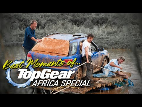Top Gear Africa Special — Best Moments | Series 19 |