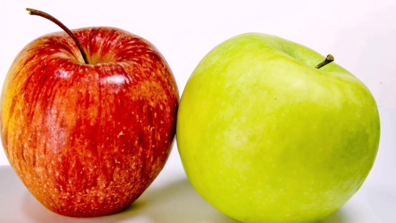 Красочные картинки яблоками