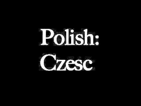 How To Say In Polish
