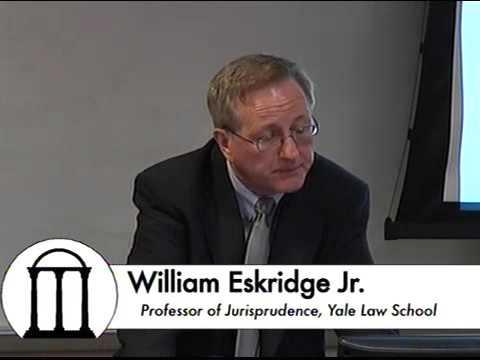 106th Sibley Lecture: William Eskridge, Jr., Yale Law School