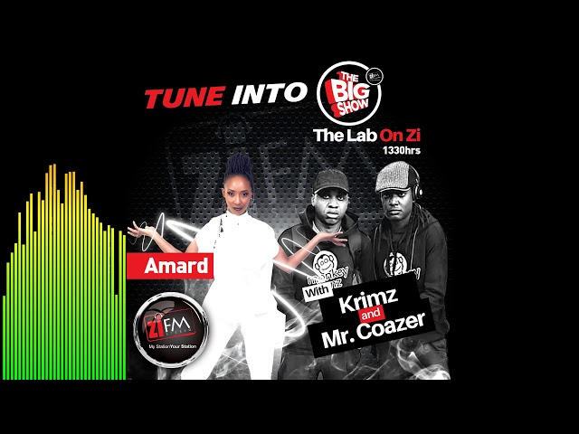 The Lab On Zi 21 May 2020