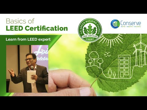 Chapter 2 -- Introduction To LEED Rating Systems   By Green Building Academy