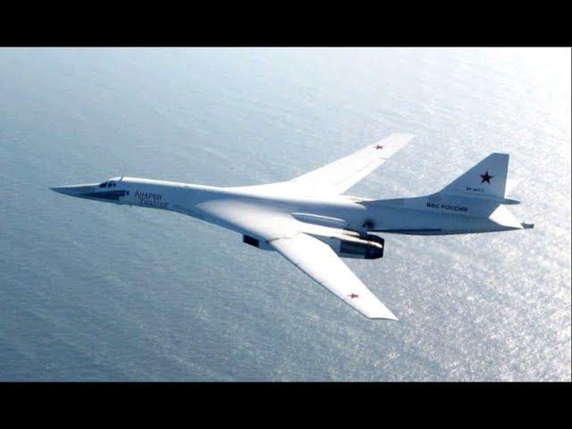 Nước cờ cao thâm của Nga khi sử dụng TU-160 đến sát nách Mỹ