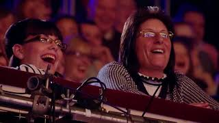 top 5 funny auditions britain's got talent