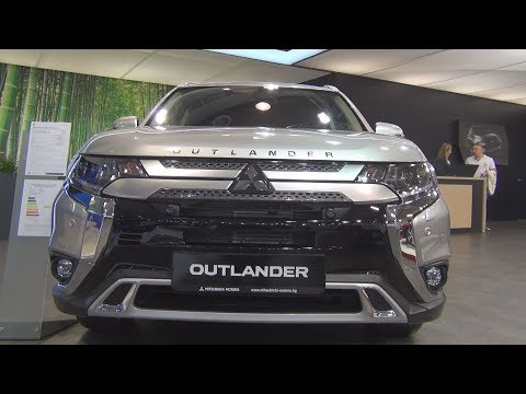 Mitsubishi Outlander 4wd Instyle 2020 Exterior And Interior Youtube