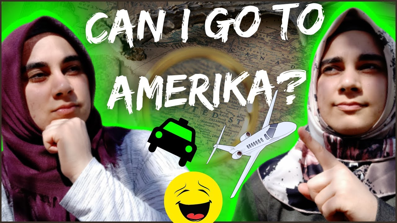 Hayriye is Learning How To Pronounce  10 USA States to Not Get Lost! ( 🤣🤣🤣) - E2