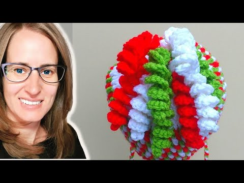 Curly Cues Crochet Tutorial