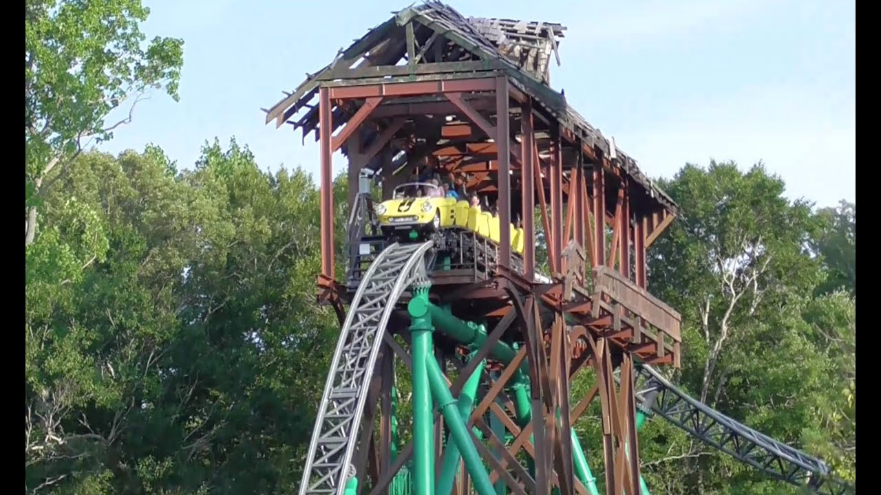 Verbolten off ride hd busch gardens williamsburg youtube - Busch gardens williamsburg rides ...