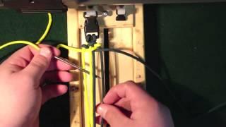 How To Ladder Rack Paracord Weave 550 Paracord Bracelet, Sling, Belt, Etc..
