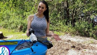 Amazing Super Light and Fast Kayak Motor - Bixpy JET Water Propulsion System