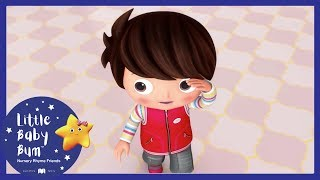 Hide and Seek Song + More! | Little Baby Boogie | LBB | Nursery Rhymes For Babies thumbnail