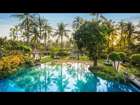 Top Recommended Nusa Dua BeachFront Hotels Bali #1