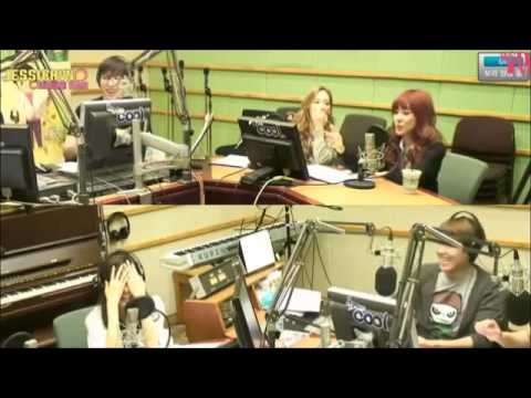[Jessicavn vietsub] (Funny) Seohyun (SNSD) thất vọng vì... thắng trò kéo búa bao