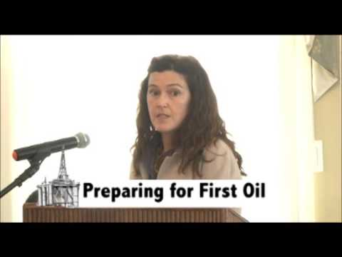 Preparing for First Oil