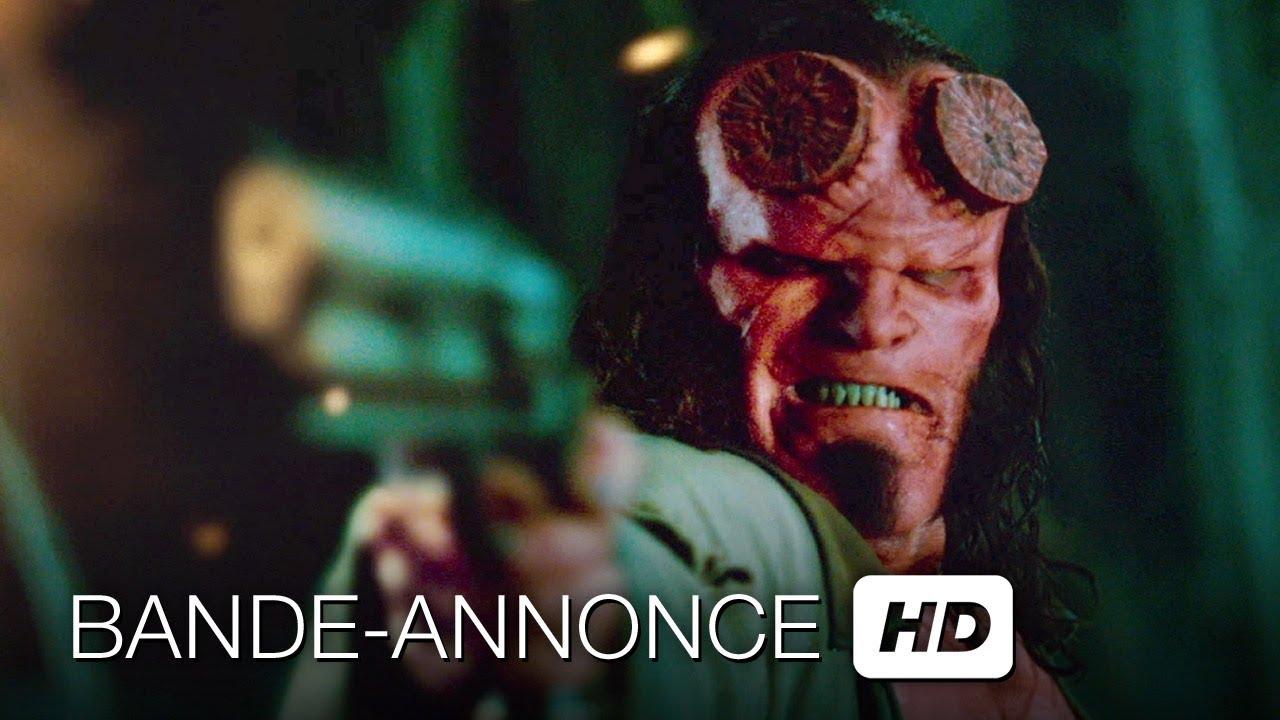 Hellboy (v.f.) - Bande-annonce officielle #2