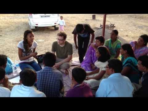 For India  a summary of my time in India doing love, service, light