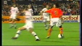1999 (September 4) Holland 5-Belgium 5 (Friendly).mpg