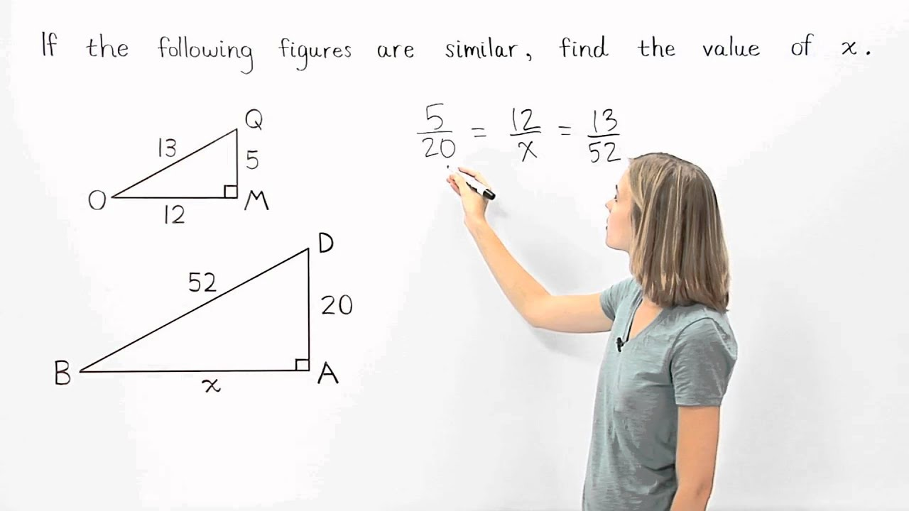 Similar Triangles Explanation Examples