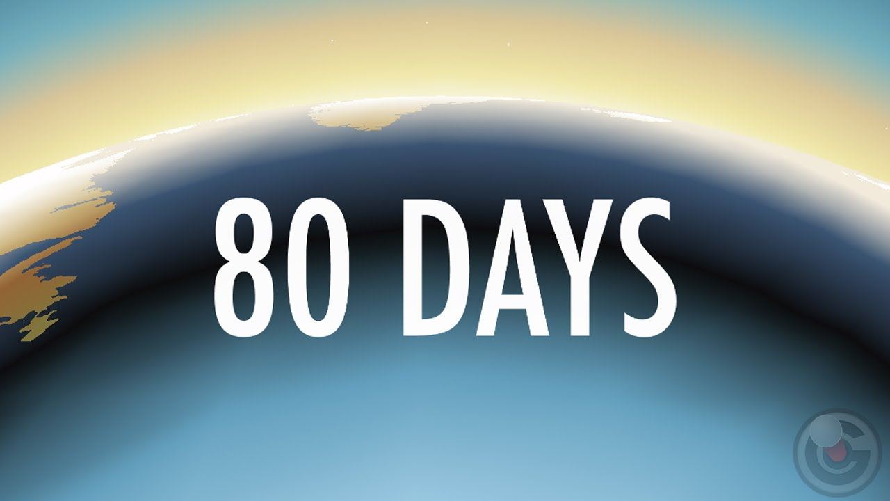 80 Days - iPhone/iPod Touch/iPad - Gameplay