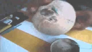 Kerajinan tangan dari batok kelapa