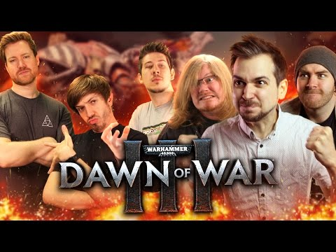 YOGSCAST vs HAT FILMS | Dawn of War III
